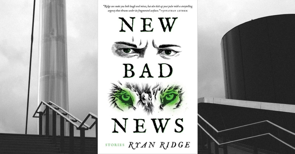 New Bad News by Ryan Ridge