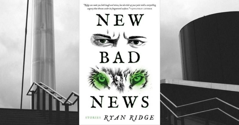 New Bad News by Ryan Ridge
