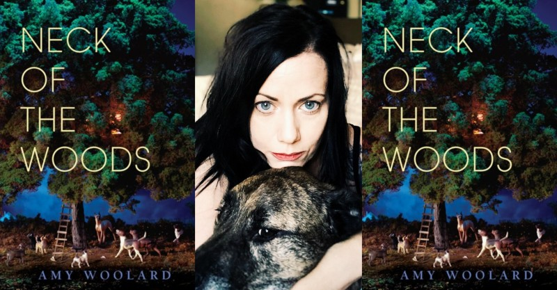 Neck of the Woods by Amy Woolard